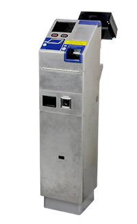 Validating fare boxes